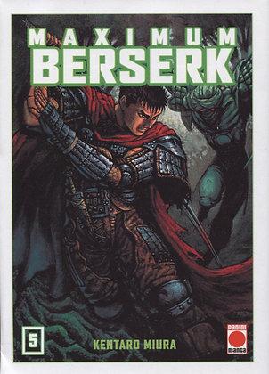 BERSERK MAXIMUM TOMO 5