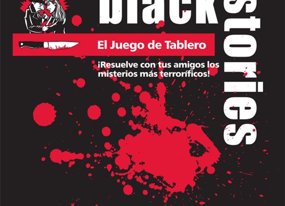 BLACK STORIES (EL JUEGO DE TABLERO)