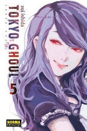 TOKYO GHOUL VOLUMEN 5