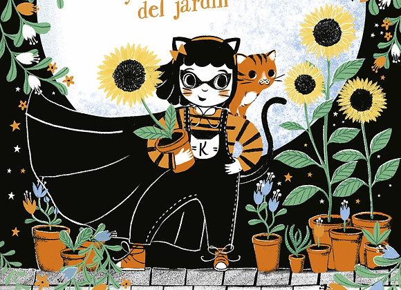 KITTY Y EL SECRETO DEL JARDIN