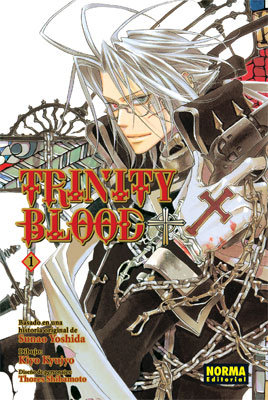 TRINITY BLOOD VOLUMEN 1