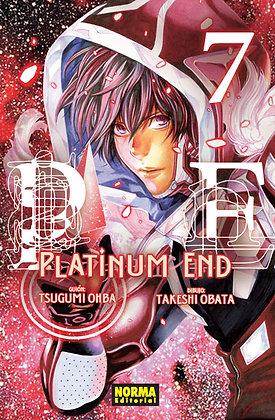 PLATINUM END VOLUMEN 7