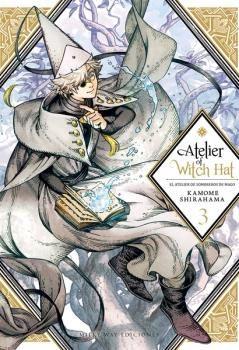 ATELIER OF WITCH HAT VOLUMEN 3