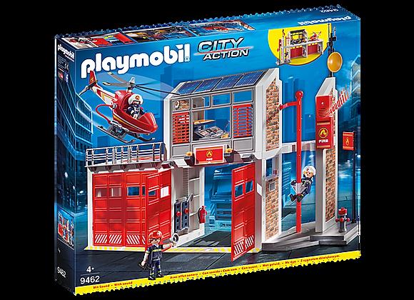 PLAYMOBIL PARQUE DE BOMBEROS 9462