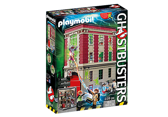 PLAYMOBIL GHOSTBUSTERS 9219
