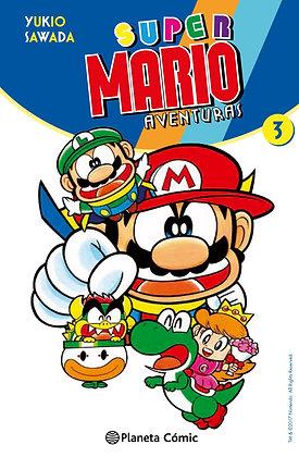 SUPER MARIO VOLUMEN 3