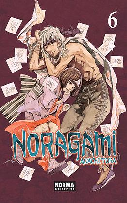 NORAGAMI VOLUMEN 6