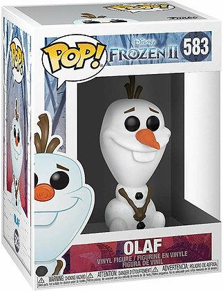 FUNKO POP! OLAF FROZEN II 583