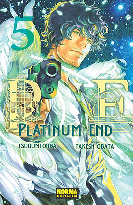 PLATINUM END VOLUMEN 5