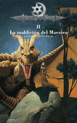 LA MALDICION DEL MAESTRO (CRONICAS DE LA TORRE II)