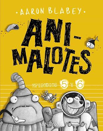 ANIMALOTES 5 Y 6: FOLLON INTERGALACTICO / ALIENS CONTRA ANIMALOTES