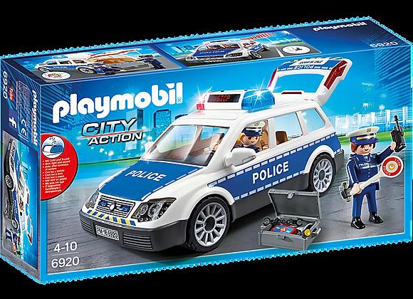 PLAYMOBIL COCHE DE POLICÍA 6920