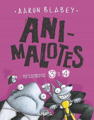 ANIMALOTES 3 Y 4: LA PELUSILLA CONTRAATACA / EL ATAQUE DE LOS GATETES