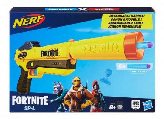 NERF FORNITE  SP - L