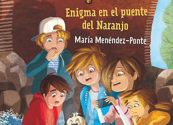 PRIMOS S.A. Nº2: ENIGMA EN EL PUENTE DEL NARANJO