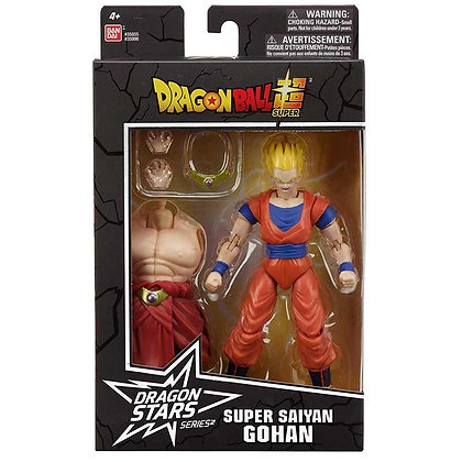 DRAGON BALL - FIGURA DELUXE SUPER SAIYAN GOHAN
