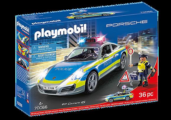 PLAYMOBIL PORSCHE 911 CARRERA 4S 70066