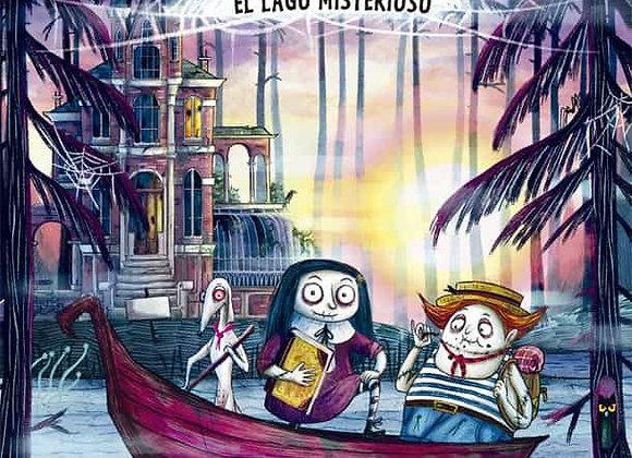 MORTINA 4. VACACIONES EN EL LAGO MISTERIOSO