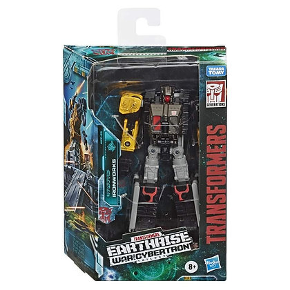 TRANSFORMERS EARTHRISE. IRONWORKS