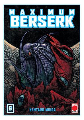 BERSERK MAXIMUM TOMO 6