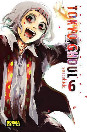 TOKYO GHOUL VOLUMEN 6