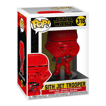 FUNKO POP! SITH JET TROOPER STAR WARS 318
