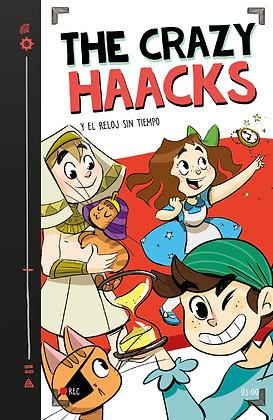THE CRAZY HAACKS 3: Y EL RELOJ SIN TIEMPO.