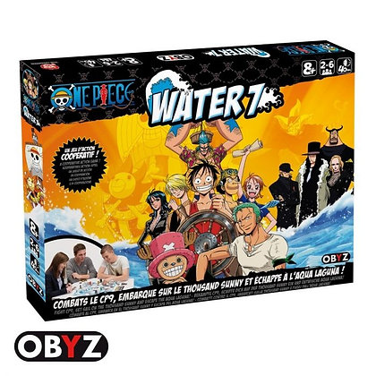 WATER 7 ONE PIECE
