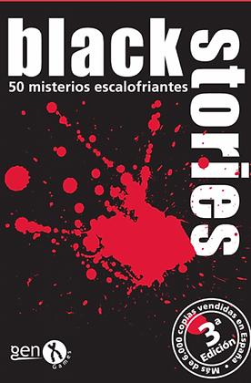 BLACK STORIES (50 MISTERIOS ESCALOFRIANTES)