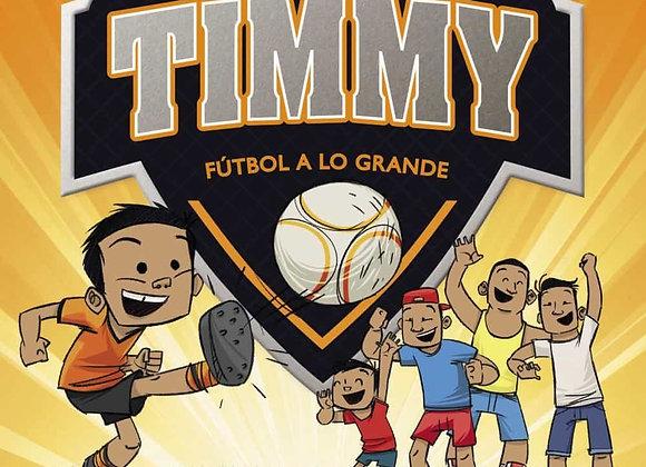 MINI TIMMY 2: FÚTBOL A LO GRANDE