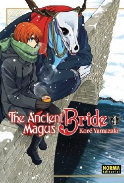 THE ANCIENT MAGUS BRIDE VOLUMEN 4