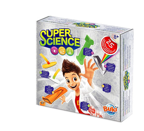 SUPER SCIENCIE