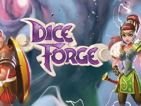 ¿Una partida de... DICE FORGE?