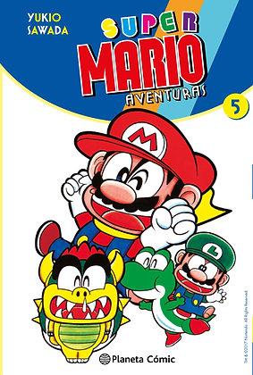 SUPER MARIO VOLUMEN 5