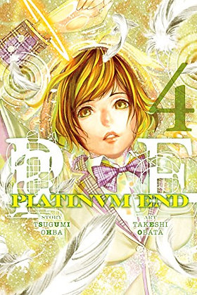 PLATINUM END VOLUMEN 4