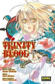 TRINITY BLOOD VOLUMEN 5