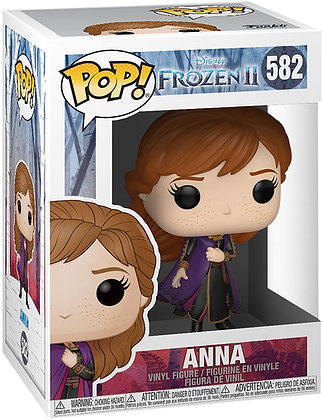 FUNKO POP! ANNA FROZEN II 582