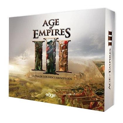 AGE OF EMPIRE III. LA ERA DE LOS DESCUBRIMIENTOS