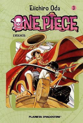 ONE PIECE VOLUMEN 3