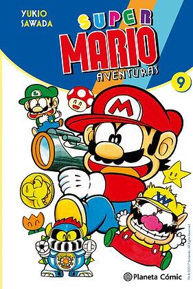 SUPER MARIO VOLUMEN 9
