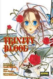 TRINITY BLOOD VOLUMEN 3