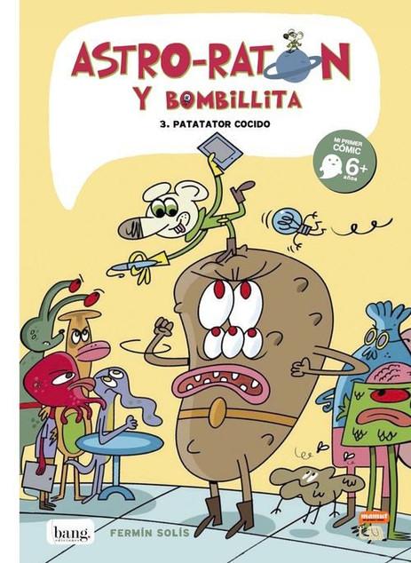 Astro Ratón y Bombillita