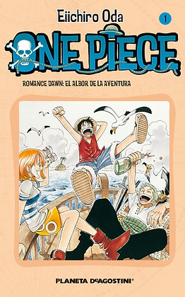 ONE PIECE VOLUMEN 1