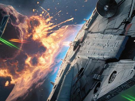 ¿Una partida de...STAR WARS: EL BORDE EXTERIOR?
