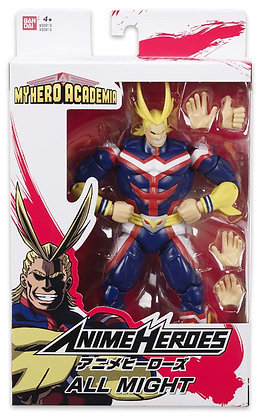 MY HERO ACADEMIA - ANIME HEROES. ALL MIGHT