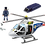 Thumbnail: PLAYMOBIL HELICÓPTERO DE POLICÍA 6921