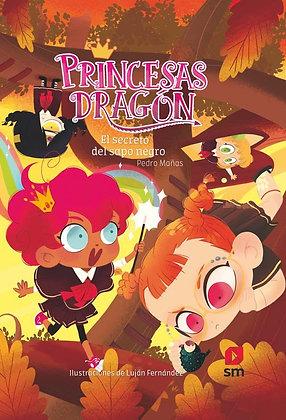 PRINCESAS DRAGON 7: EL SECRETO DEL SAPO NEGRO.