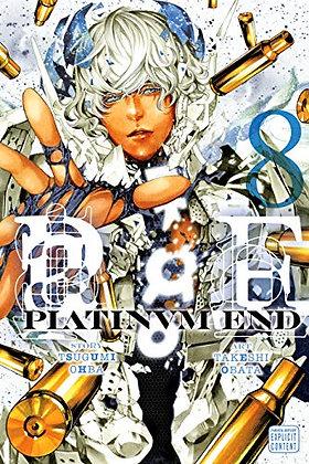 PLATINUM END VOLUMEN 8