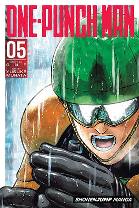 ONE PUNCH-MAN VOLUMEN 5