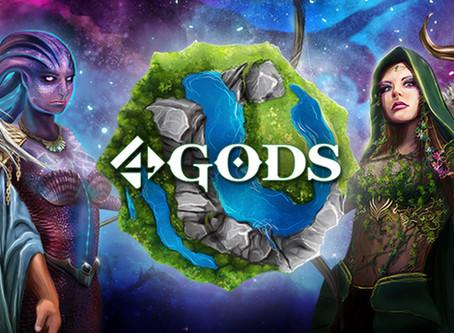 ¿Una partida de...4 GODS?